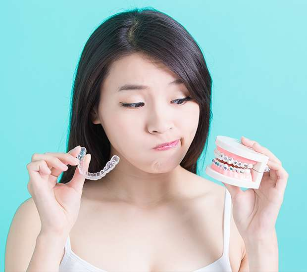 Manalapan Township Which is Better Invisalign or Braces